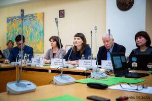 """Melas konferencijoje """"Imunoprofilaktika Lietuvoje: visuomenės sveikatos garantija"""""""