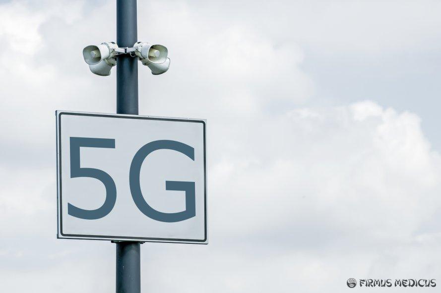 5G ryšio žala