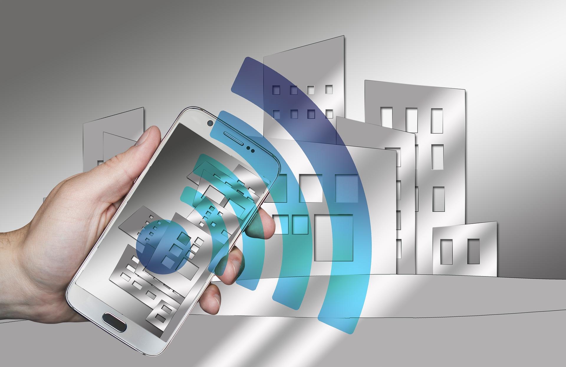 5G technologija Džersio mieste