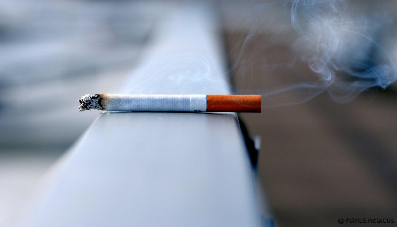 Plaučių vėžys ir rūkymas