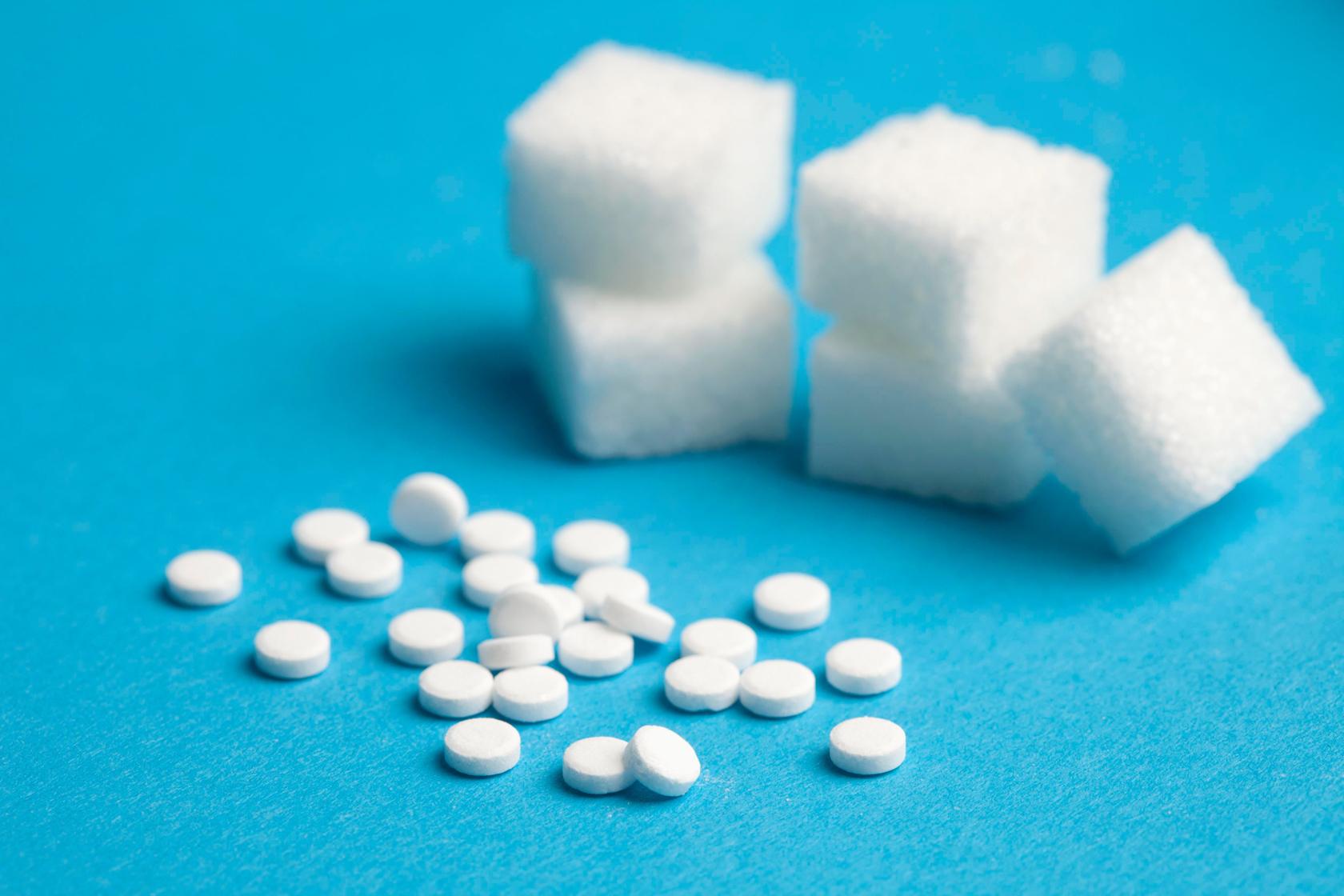 Aspartamas ir dieta
