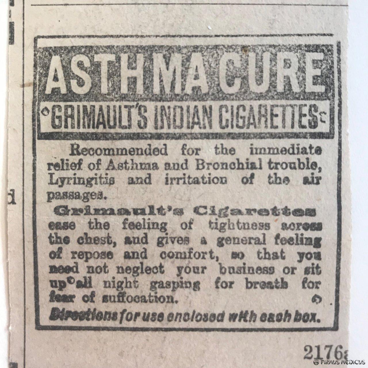 Vaistas nuo astmos
