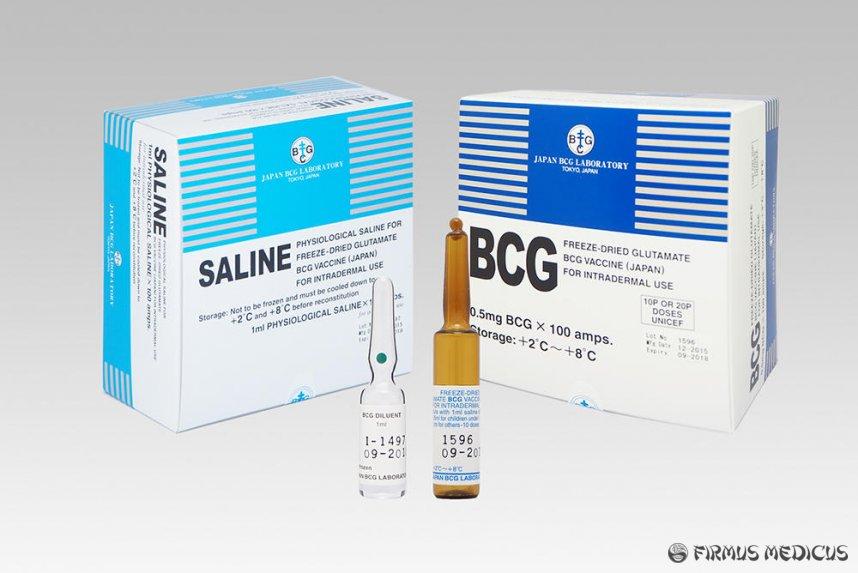 Japoniška BCG vakcina