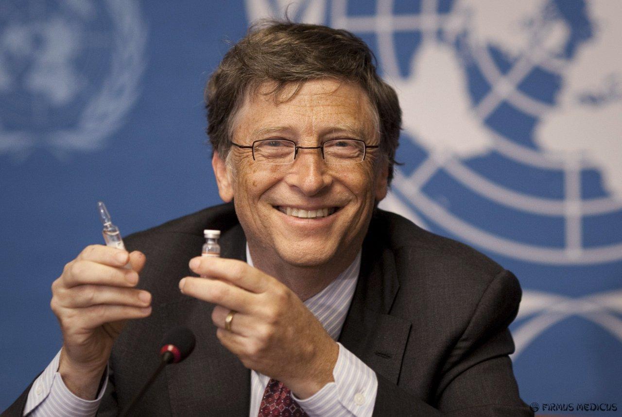 Galingiausias pasaulio gydytojas - Bilas Geitsas