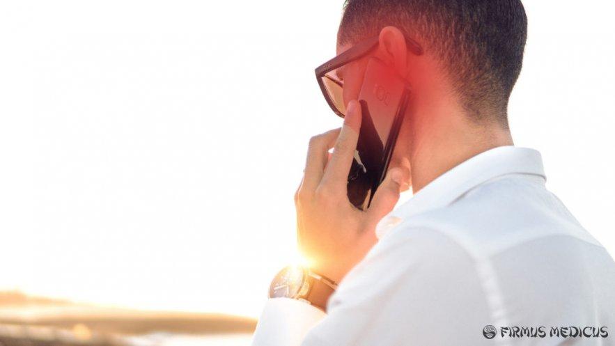 Mobiliųjų telefonų spinduliuotė
