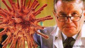 Prof. L. Montagnier: COVID-19 nėra natūralus virusas