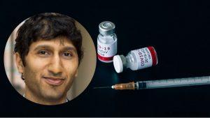 """Dr. P. Doshi abejoja """"Pfizer"""" ir """"Moderna"""" vakcinų 95% veiksmingumu, prašomi pilni tyrimų duomenys"""