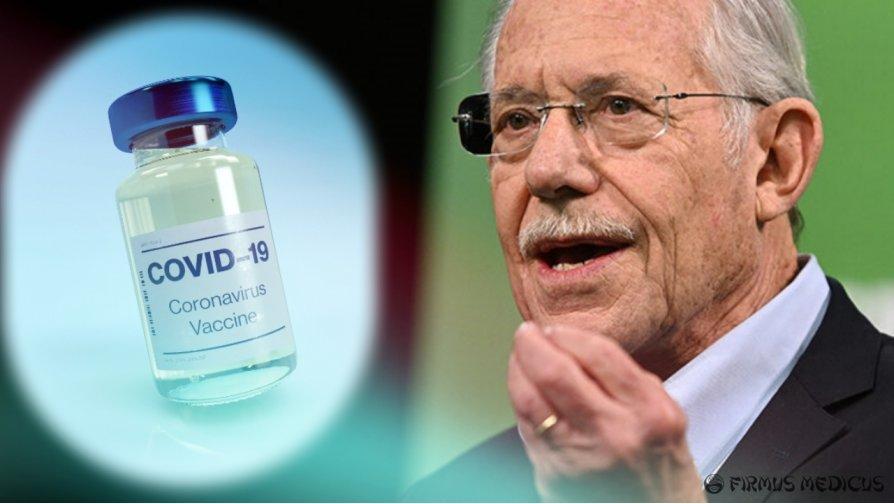 William A. Haseltine perspėja dėl COVID-19 vakcinų