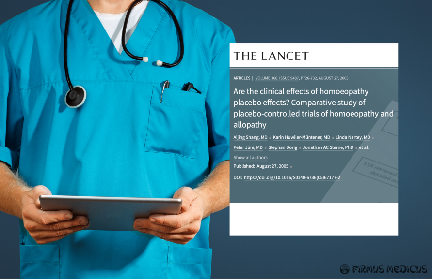 Liūdnai pagarsėjusi Lancet ataskaita, kuri visuotinai buvo pripažinta klaidinančia ir pasenusia