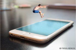 Priklausomybė nuo technologijų - opi šiuolaikinio pasaulio problema