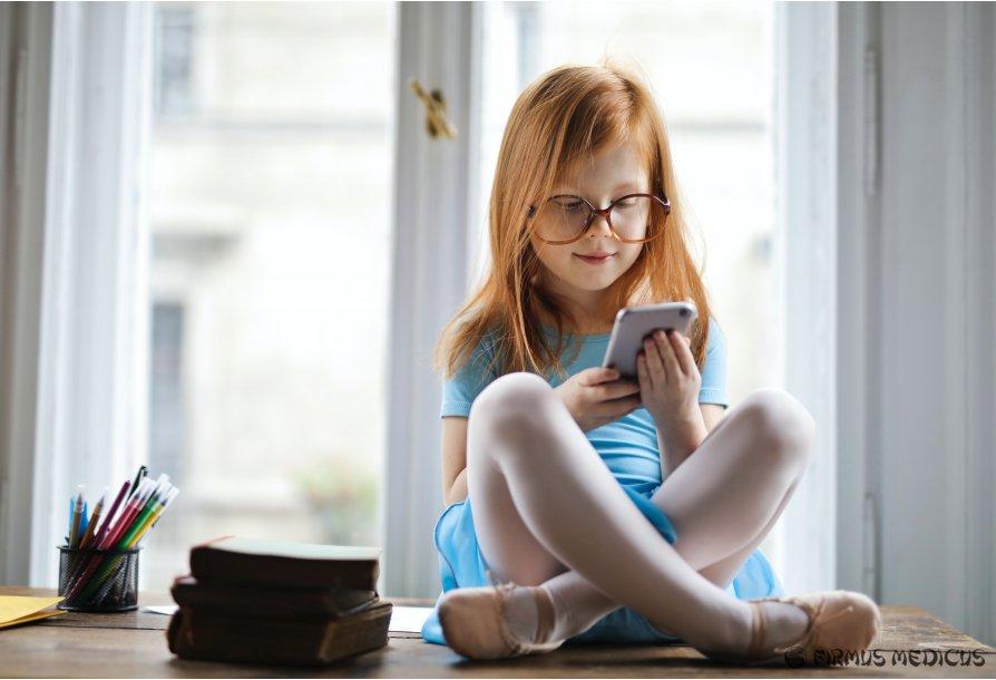 Vaikai ir mobilieji įrenginiai