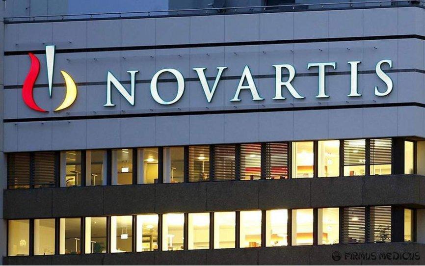 """Iš nelegalios veiklos """"Novartis"""" uždirbdavo milijonus"""