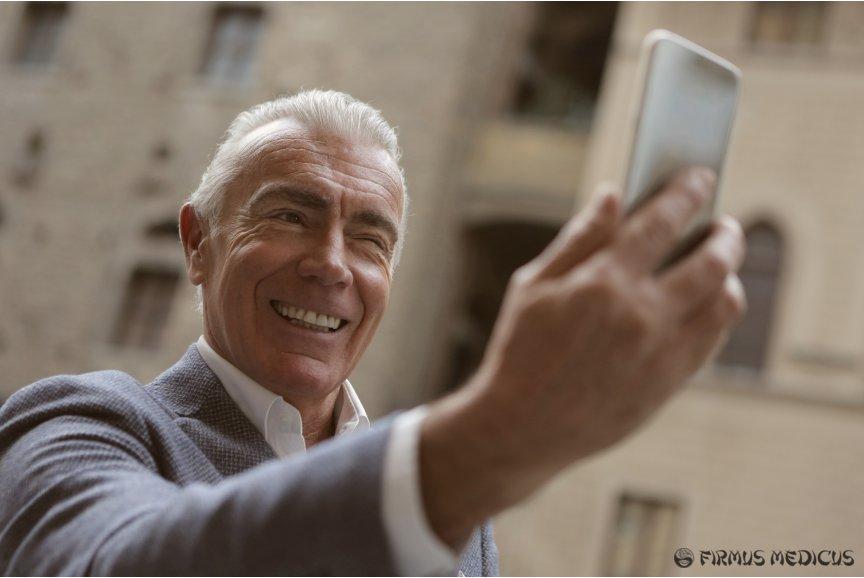 Telefonai gali pagreitinti senėjimą