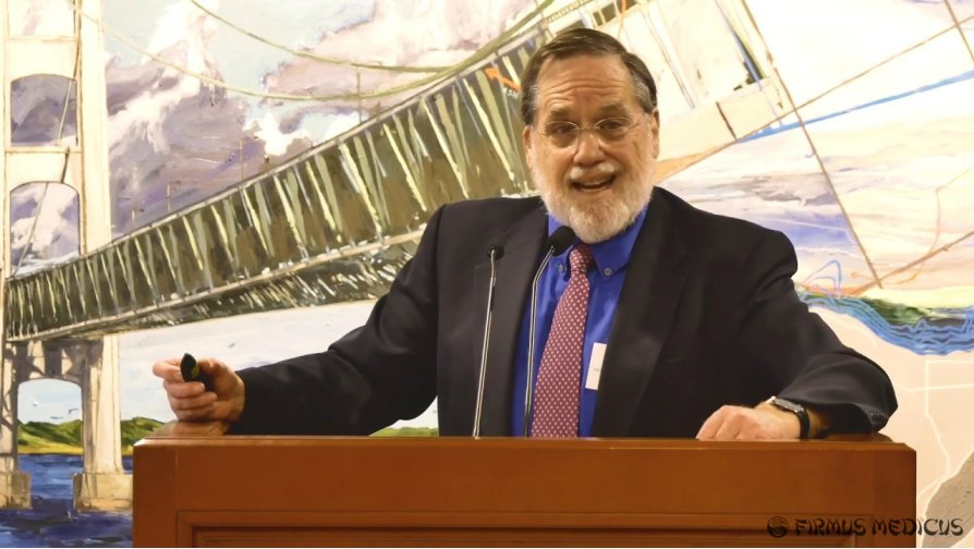 Dr. Ronald Melnick nesutinka su ICNIRP