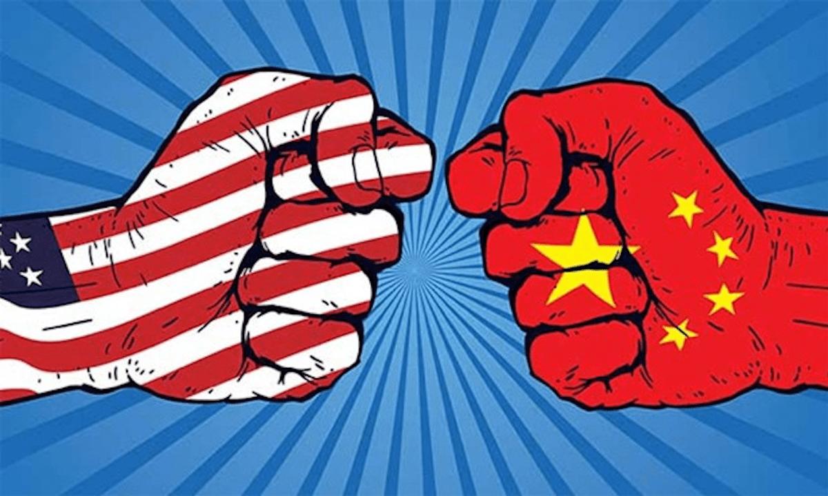 Šaltasis Kinijos ir JAV karas