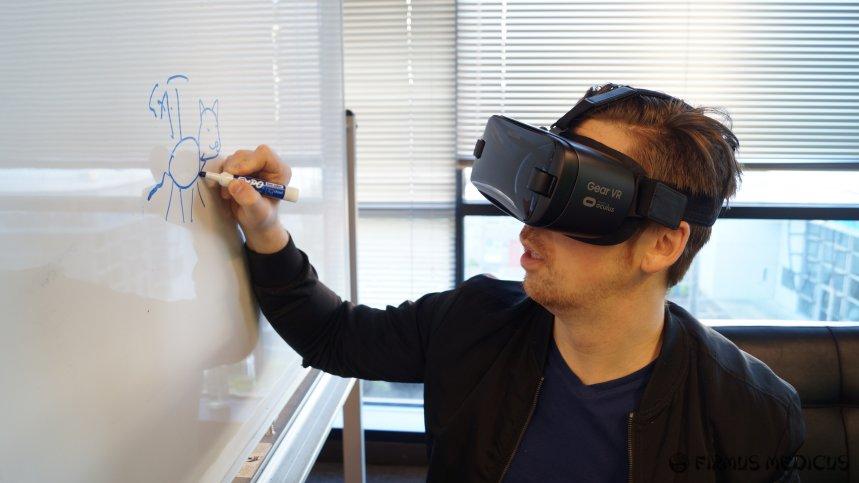Virtuali realybė gali būti naudojama ir mokymosi tikslais