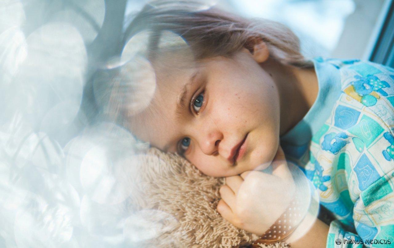 Vaikai ir peršalimo ligos