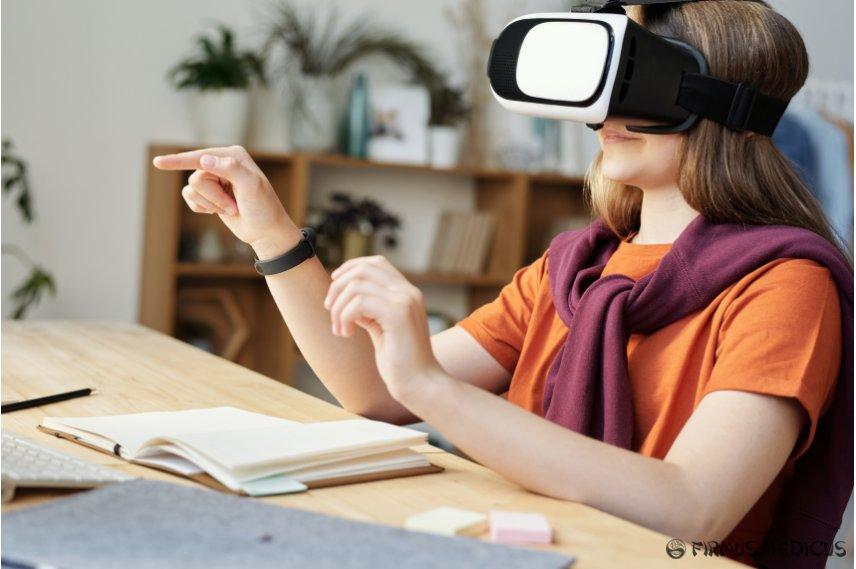 Virtuali realybė ir vaikai